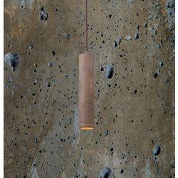 KALLA 21 Beton Lámpa Olívazöld