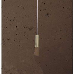 KALLA 23 Beton Lámpa Csokoládé