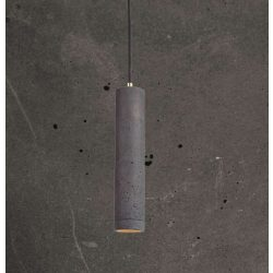 KALLA 31 Beton Lámpa Antracit
