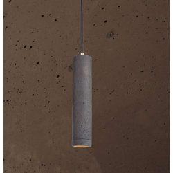 KALLA 31 Beton Lámpa Csokoládé