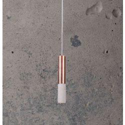 KALLA 33 Beton Lámpa Szürke
