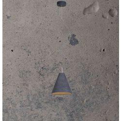 KOBE 1 Beton Lámpa Szürke