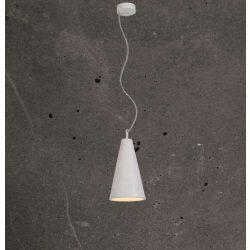 KOBE 2 Beton Lámpa Antracit