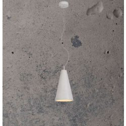 KOBE 2 Beton Lámpa Szürke