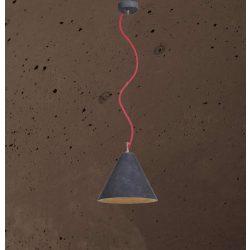KOBE 3 Beton Lámpa Csokoládé