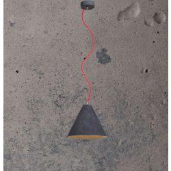 KOBE 3 Beton Lámpa Szürke