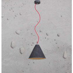 KOBE 3 Beton Lámpa Natúr