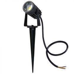NEDES LED kerti lámpa 3W IP67 meleg fehér