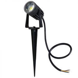NEDES LED kerti lámpa 3W IP67 természetes fehér