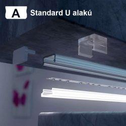 Konyhapult világítás szereld magad csomag A profil