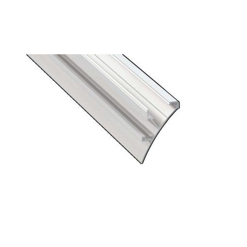 Led Alumínium Profil LOGI 1 méter Fehér