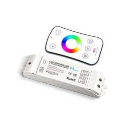 LTECH RGB led szalag vezérlő távirányítóval 20A 240W/480W