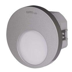 ZAMEL LEDES  Lépcső lámpa Beépíthető MUNA 230V Alumínium keret Hideg fehér