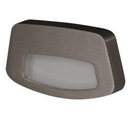 ZAMEL LEDES  Lépcső lámpa TERA 14V Inox keret Hideg fehér