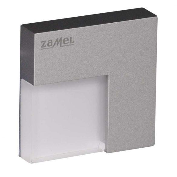 ZAMEL LEDES  Lépcső lámpa TICO 14V Alumínium keret nélküli Hideg fehér