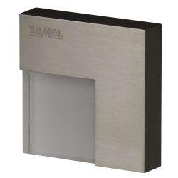 ZAMEL LEDES  Lépcső lámpa TICO 14V Inox keret nélküli Meleg fehér