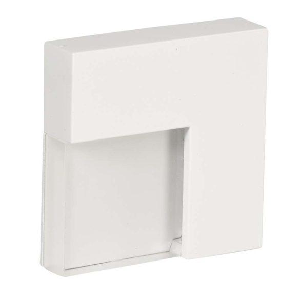 ZAMEL LEDES  Lépcső lámpa TICO 14V Fehér keret nélküli Meleg fehér