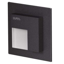 ZAMEL LEDES  Lépcső lámpa TICO 14V Grafit keret Hideg fehér
