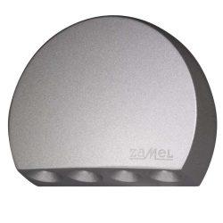 ZAMEL LEDES  Lépcső lámpa RUBI 14V Alumínium keret nélküli Hideg fehér