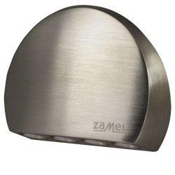 ZAMEL LEDES  Lépcső lámpa RUBI 14V Inox keret nélküli Hideg fehér