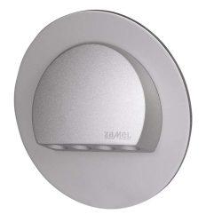 ZAMEL LEDES  Lépcső lámpa RUBI 14V Alumínium keret Hideg fehér