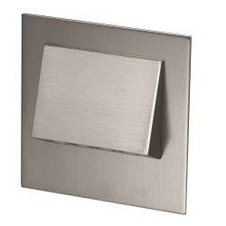 ZAMEL LEDES  Lépcső lámpa NAVI 14V Inox keret Hideg fehér
