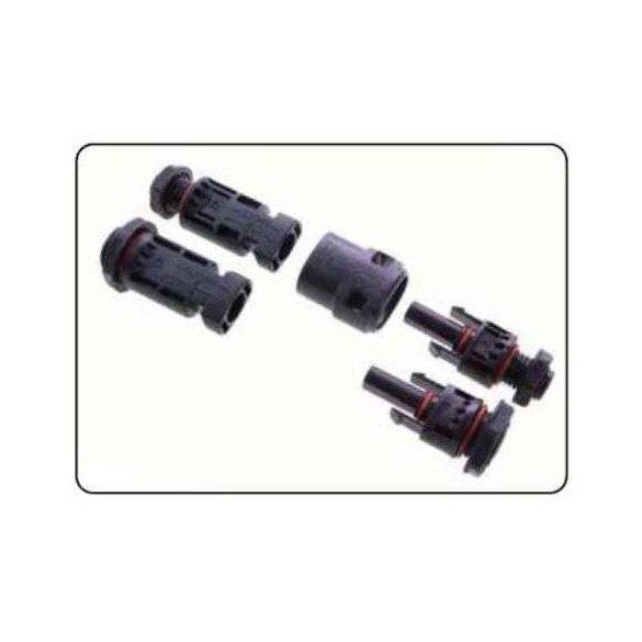 MC4 PV Talpas, Beépíthető csatlakozó: Apa/Anya