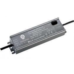 POS Led tápegység MCHQA-150-24 150W 24V 6.3A IP65 dimmelhető