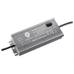 POS Led tápegység MCHQA-185-24 185W 24V 7.7A IP65 dimmelhető