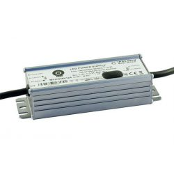 POS Led tápegység MCHQA-40-12 40W 12V 3.3A IP65 dimmelhető