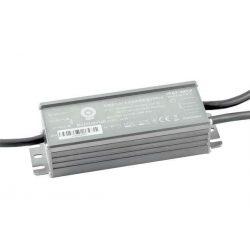 POS Led tápegység MCHQB-40-24 40W 24V 1.66A IP67 dimmelhető