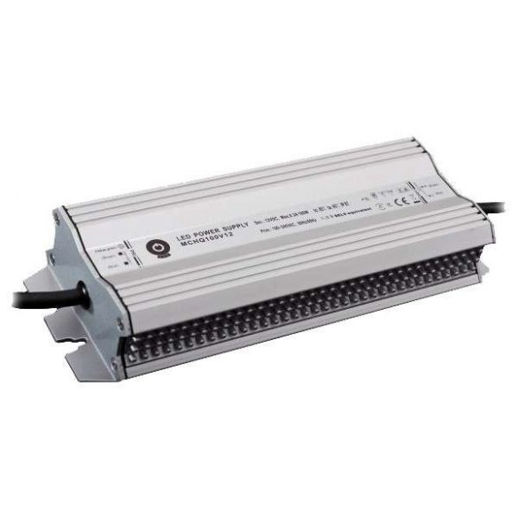 POS Led tápegység MCHQE-100-12 100W 12V 8.3A IP67