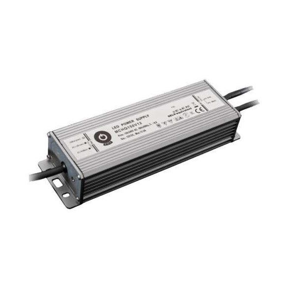 POS Led tápegység MCHQE-150-24 150W 24V 6.3A IP67