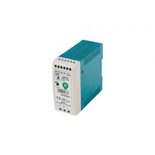 POS Led tápegység MDIN-60-12 60W 12V 5A