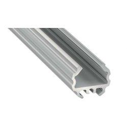 Led profil MICO natúr alumínium 1 méteres