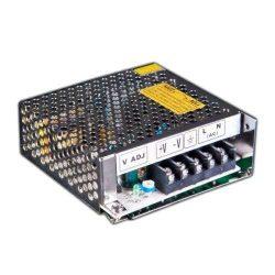 POS Led tápegység MS-25-12 25.2W 12V 2.1A fémházas