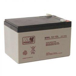 MW Power AGM akkumulátor 12Ah 12V
