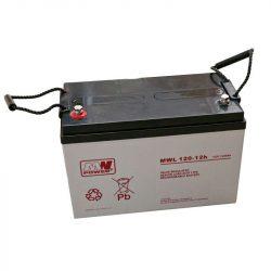 MW Power AGM akkumulátor 120Ah 12V