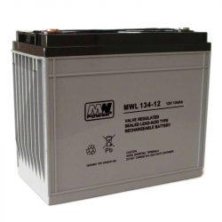 MW Power AGM akkumulátor 134Ah 12V