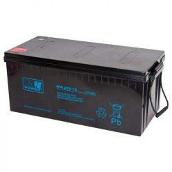 MW Power AGM akkumulátor 200Ah 12V