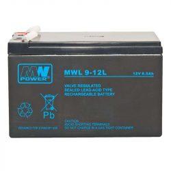 MW Power AGM akkumulátor 9Ah 12V