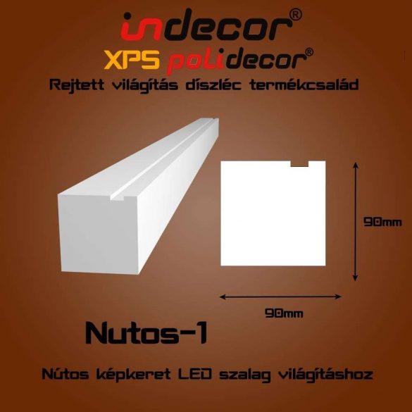 Indecor® Nutos-1 Nútos képkeret - négyzet
