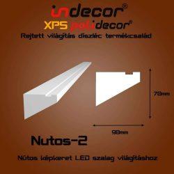 Nutos-2 Nútos képkeret - vágott