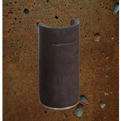 OMO Beton Lámpa Rozsda-szürke