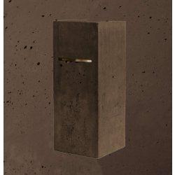 ORTO Asztali Beton Lámpa Csokoládé