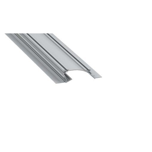 Led Alumínium Profil PERO 1 méter Ezüst