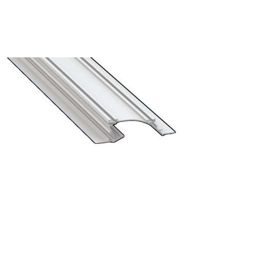 Led Alumínium Profil PERO 1 méter Fehér