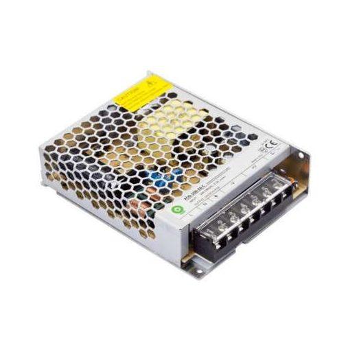 POS Led tápegység POS-100-12-C 99.6W 12V 8.3A POS Fémtokozás