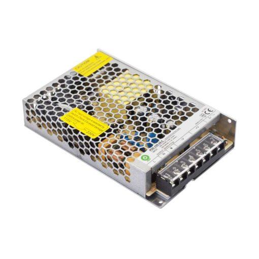 POS Led tápegység POS-150-24-C 150W 24V 6.5A Fémtokozás