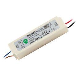 POS Led tápegység PSV-100-12 100W 12V 8.3A IP67